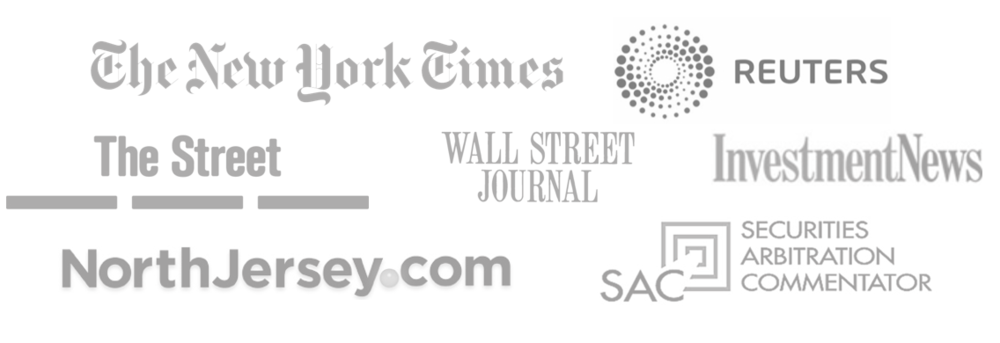 George Friedman featured in the new york times_NorthJerseycom_Reuters_The_Street_Wall_Street_Journal_Investment_News