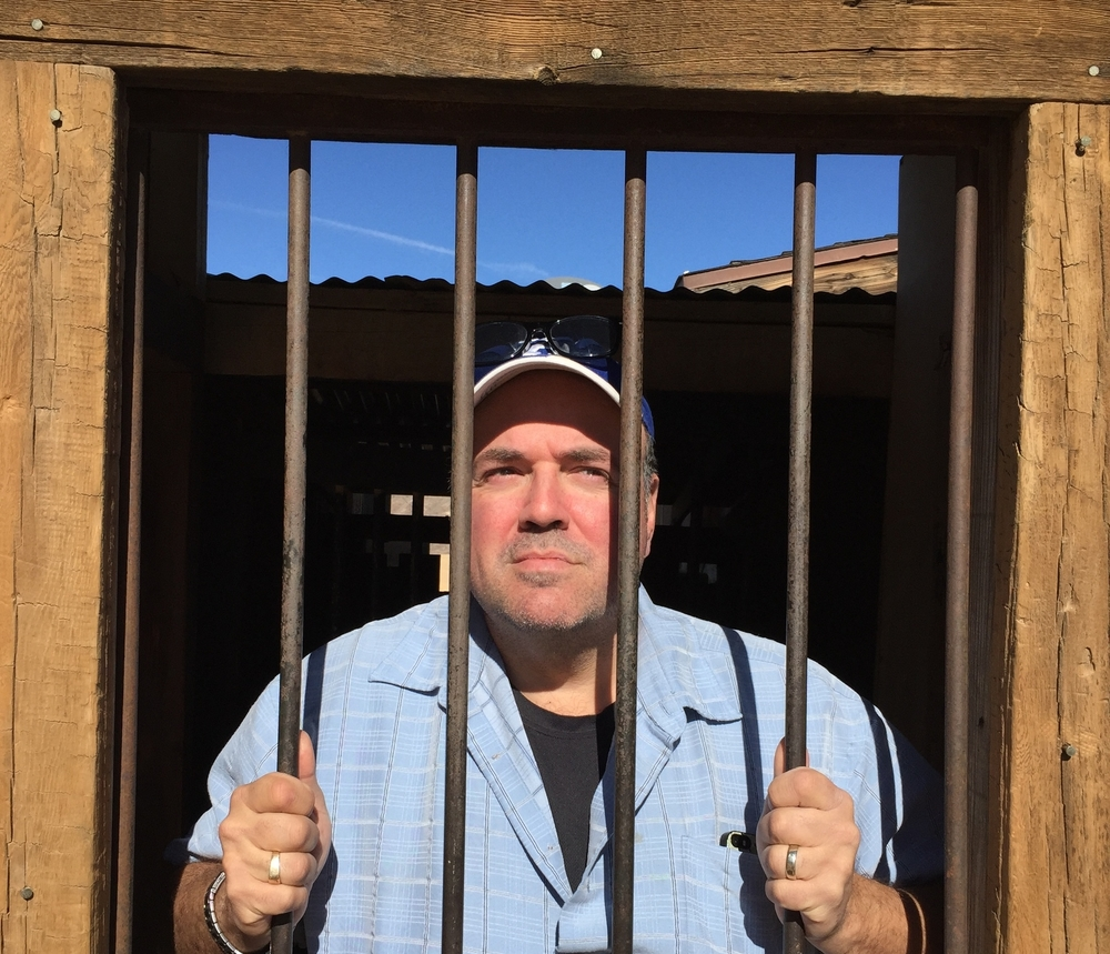My Jailbird Husband