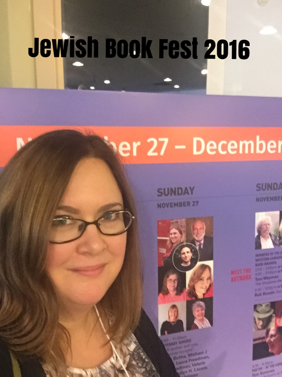 Jewish Book Festival 2016