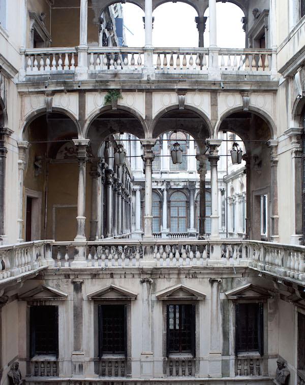 Ca' Pisani in Santo Stefano - Benedetto Marcello Conservatory of Music, St Marco