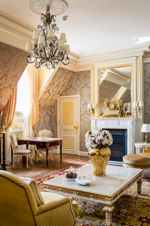 Glamorous Living - Ritz Paris Re-Opens - Doreen Chambers Luxury Interior Design