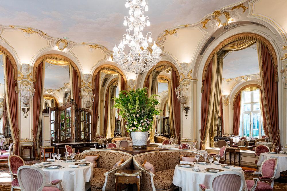 Glamorous Living - ritz Paris Re-Opens - Doreen Chambers Interior Design New York
