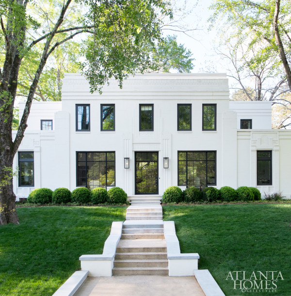 The All White House - Interior Design - Doreen Chambers Interior Design Brooklyn New York & Elegant Dressing Stylish Dining Living with Art Interior Design ...