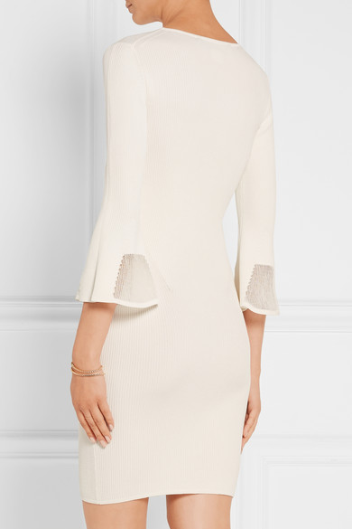 Malene Birger jersey ribbed dress