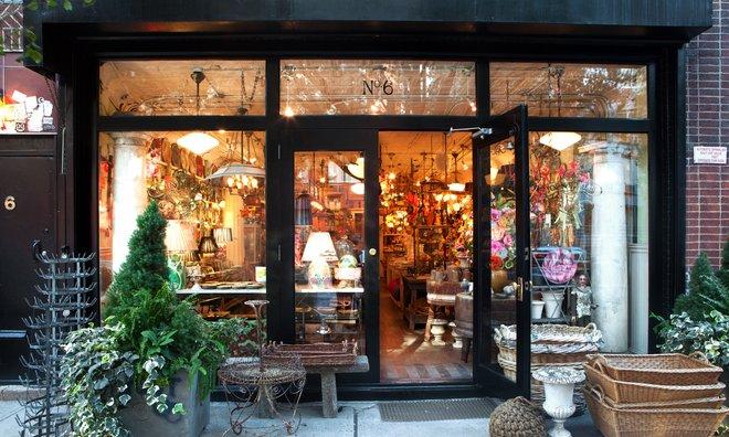 John Derian Company,6 East 2nd Street, NY - (212) 677-3917