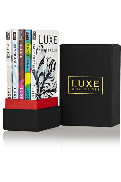 Luxe City Guides are handy travel companions to help navigate around Venice, Stockholm, Berlin, Barcelona and Amsterdam