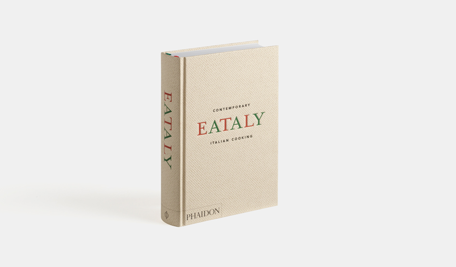 Created in collaboration with Eataly the food brand,  Eataly:Contemporary Italian Cooking features 300 landmark contemporary Italian recipes highlighting the best in Italian home cooking