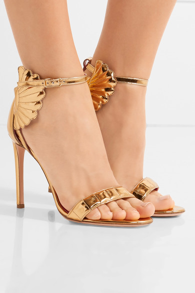 Oscar Tiye mirrored sandals - love them!