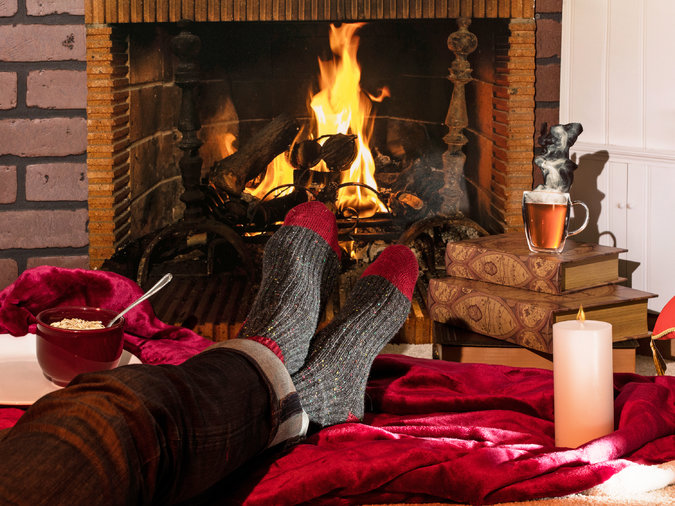 A full-on Hygge moment!  Photo by David Brandon Geeting