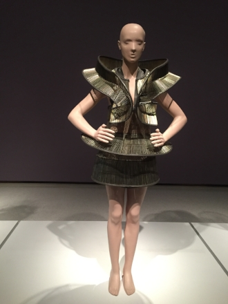 Elegant Dressing - Iris Van Herpen Transforming Fashion - Doreen Chambers Top Interior Designer Brooklyn New York
