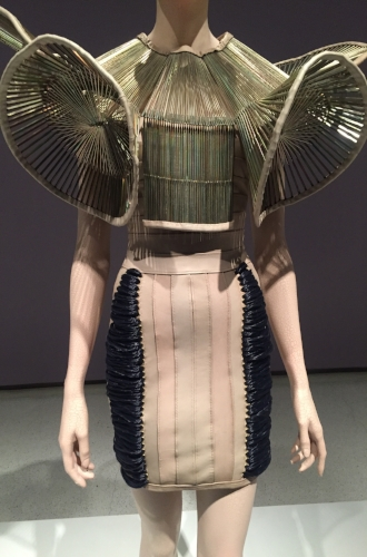 Elegant Dressing - Iris Van Herpen Transforming Fashion - Top Interior Designer Brooklyn New York