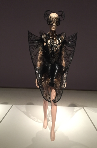 Elegant Dressing - Iris Van Herpen Transforming Fashion Doreen Chambers Best Interior Designer Brooklyn New York