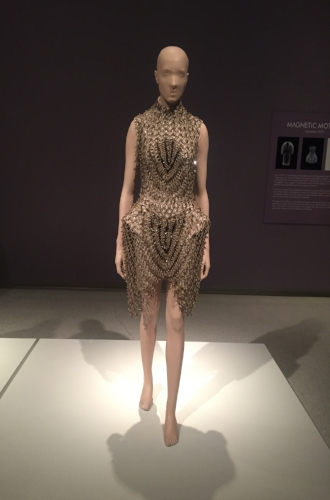 Elegant Dressing - Iris Van Herpen - Transforming Fashion Doreen Chambers Top Interior Designer Brooklyn New York