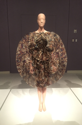 Elegant Dressing - Iris Van Herpen Transforming Fashion Doreen Chambers Top Interior Design Brooklyn New York