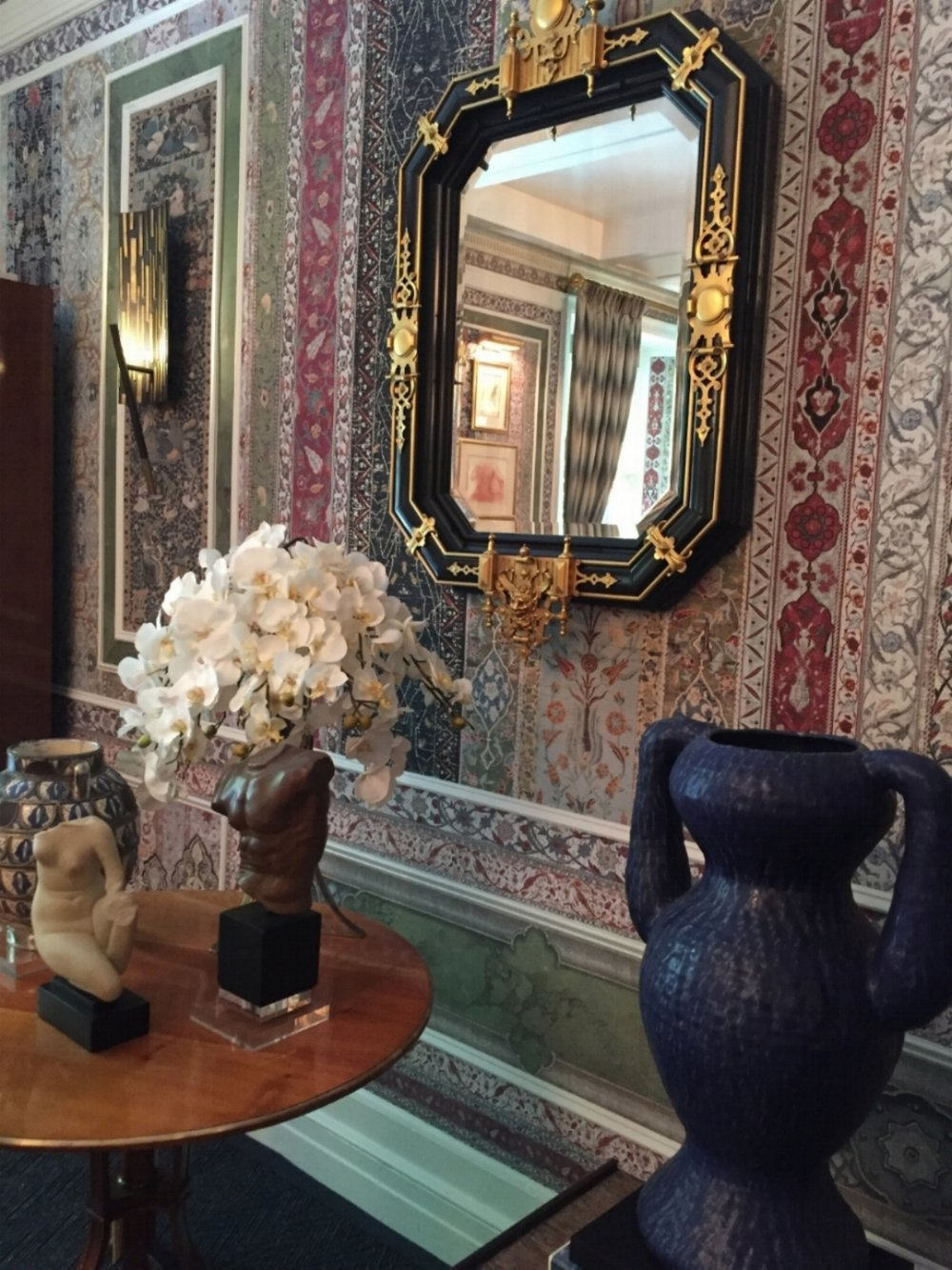 Interior Design - Kips Bay Decorator Showhouse - Doreen Chambers Best Interior Designer Brooklyn New York