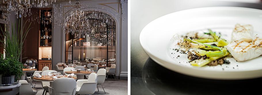 Stylish dining - My 3 Favorite Paris Restaurants - Doreen Chambers Top Interior Designer - Brooklyn - New York - South Florida