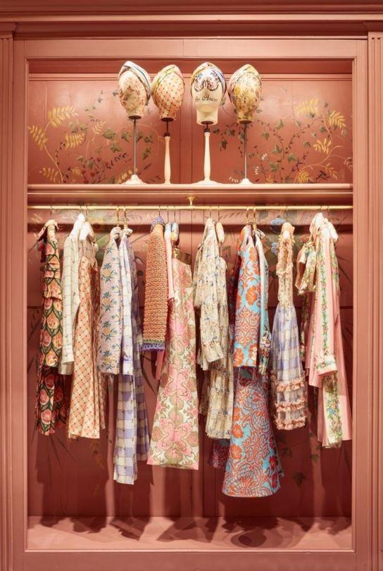 Glamorous Living - Gucci Garden Florence - Doreen Chambers Top Interior Designer - Brooklyn - New York - South Florida