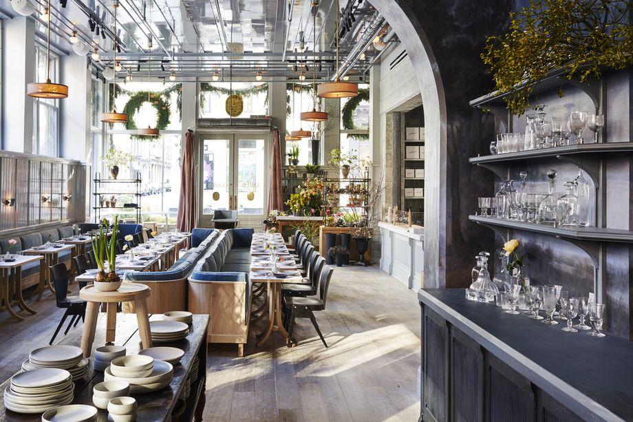 Le Mercerie Café(212)852-9097