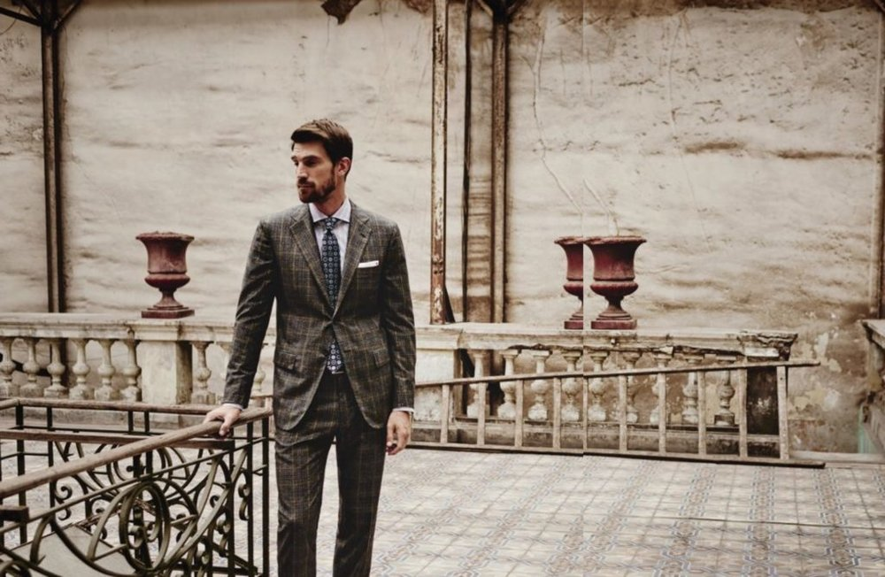 Suit by Kiton