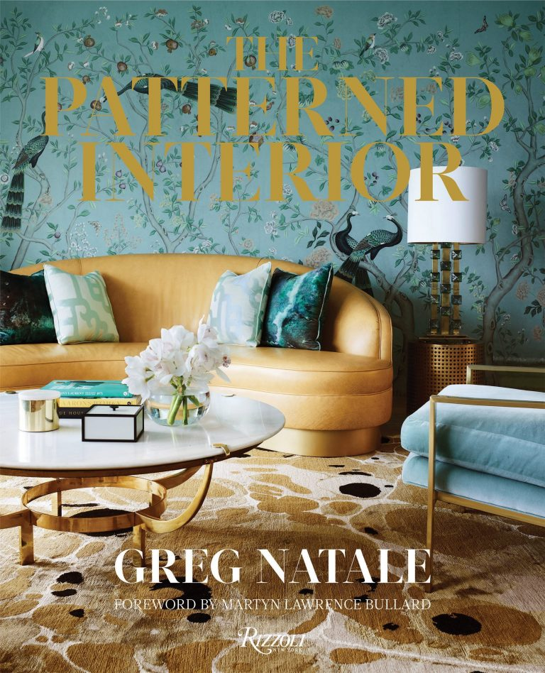 The Patterned Interior: Greg Natale