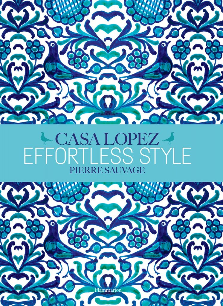 Effortless Style: Casa Lopez  I'm very taken with this eye-catching cover!