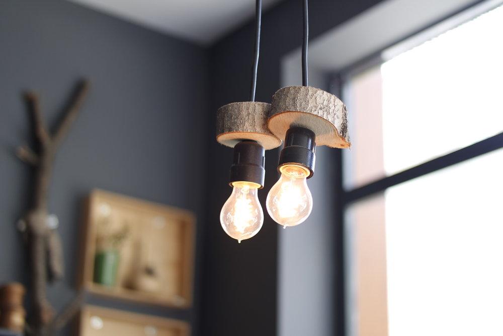 Single bulbs - accent