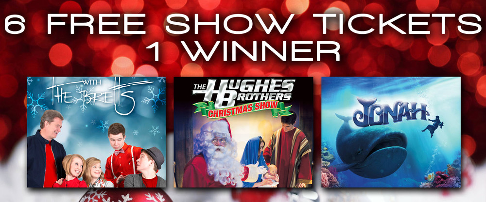 Ultimate Christmas Show Giveaway