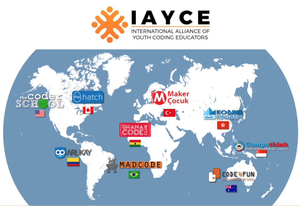 Worldwide Coding Schools of IAYCE