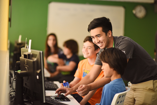 Learning to code, the fun way