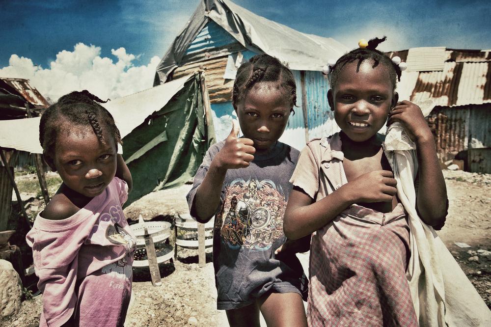 Cité Soleil, Port au Prince, Haiti September 2011