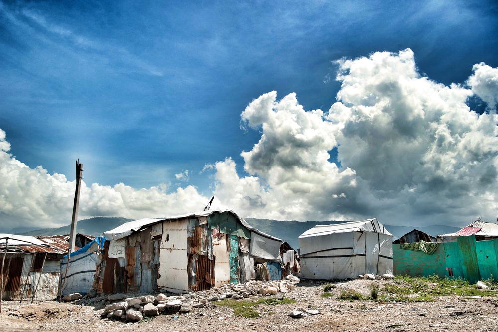 Shanties, Cité Soleil