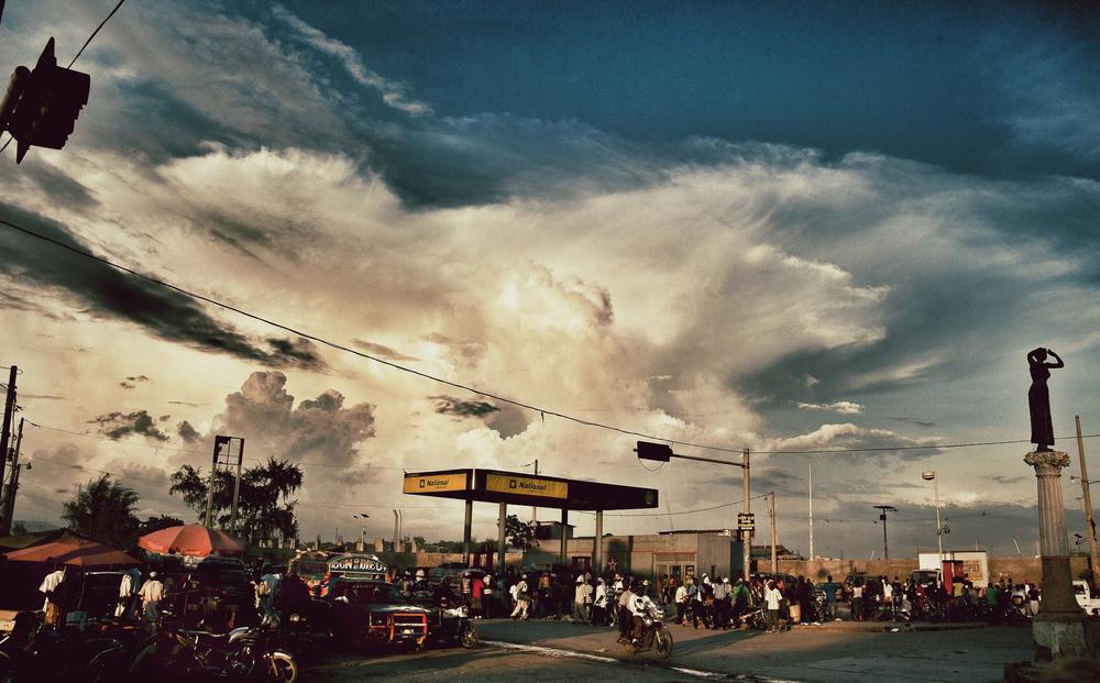 Thunderstorm, Cité Soleil