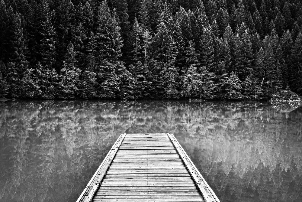 Ross Lake, North Cascades, WA