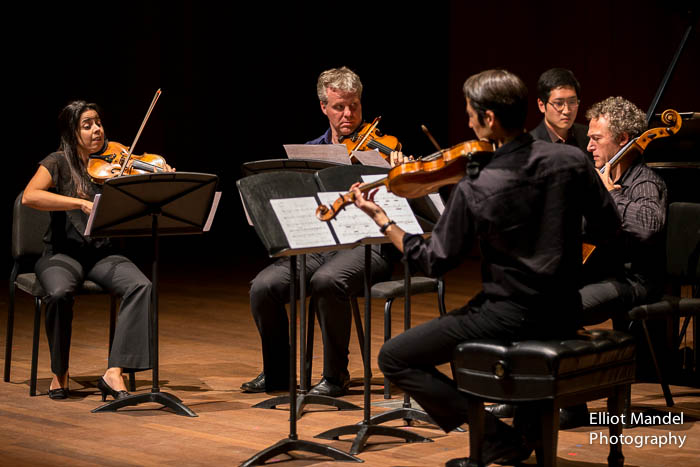 Pacifica Quartet with pianist Anthony Cheung