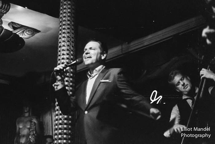Kurt Elling at the Green Mill, on film