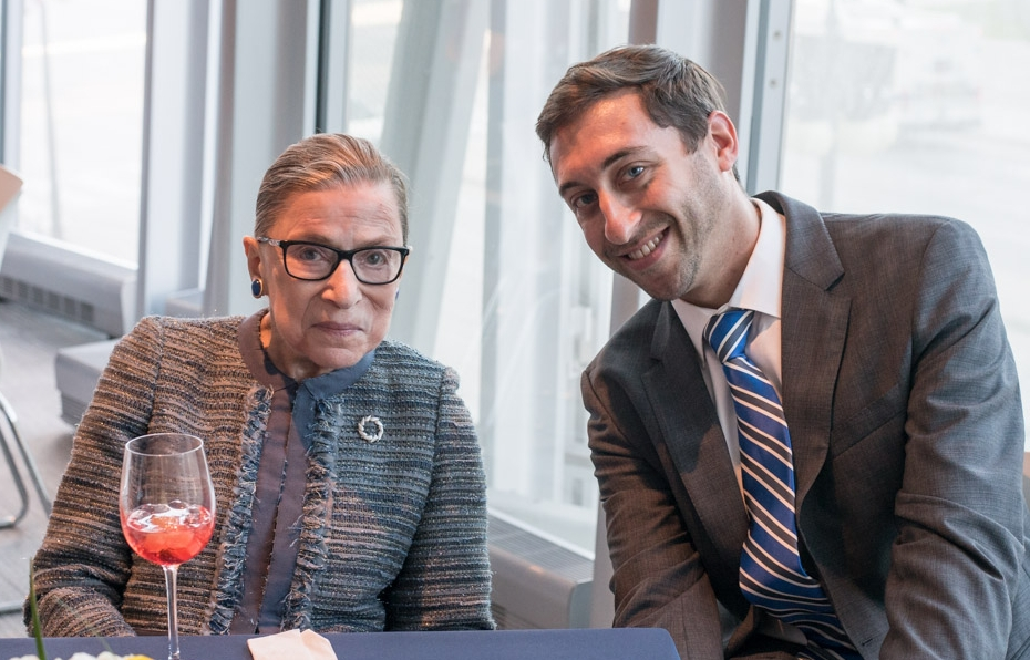 Justice RBG, photo by Liz Markel