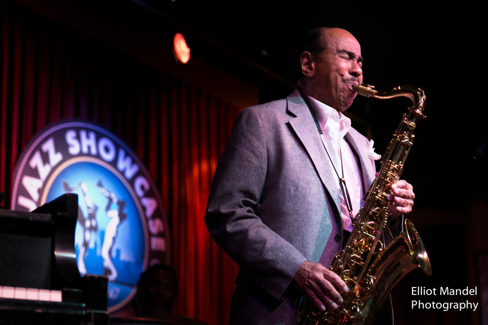 Benny Golson plays his classics at Jazz Showcase.