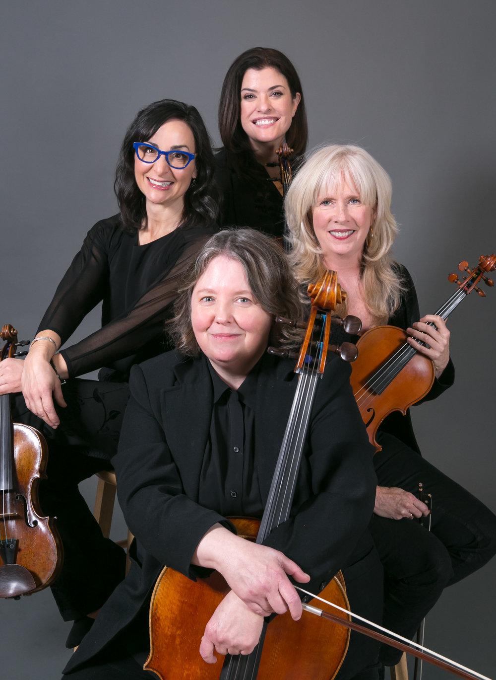 4spiel String Quartet