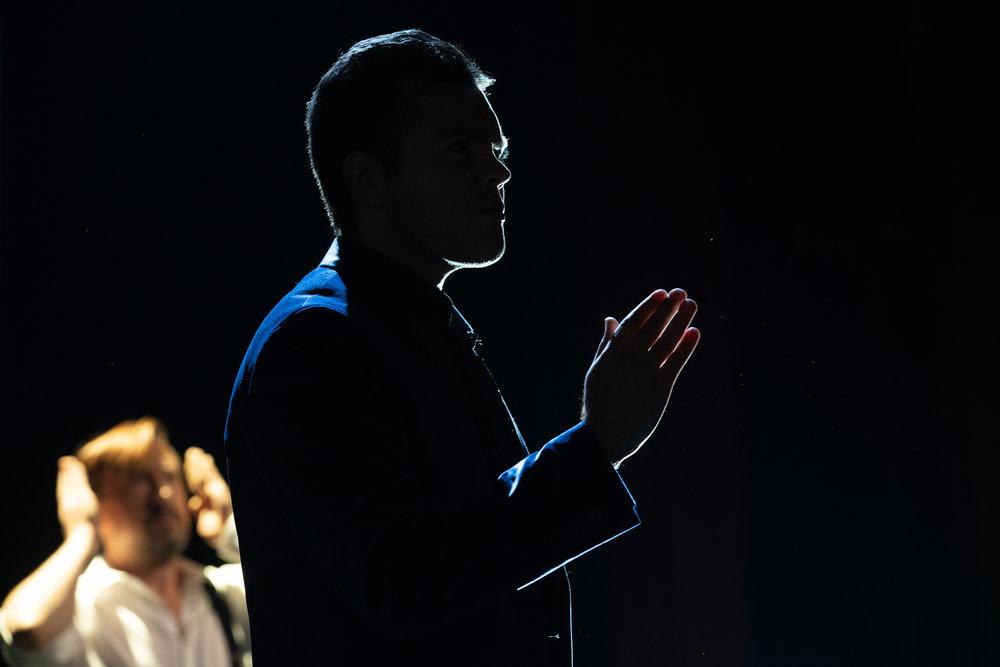 Orson Rehearsed, Daron Hagen, 2018