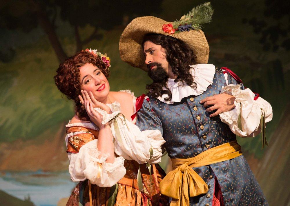 Gli equivoci del sembiante  (Scarlatti), Haymarket Opera, 2014