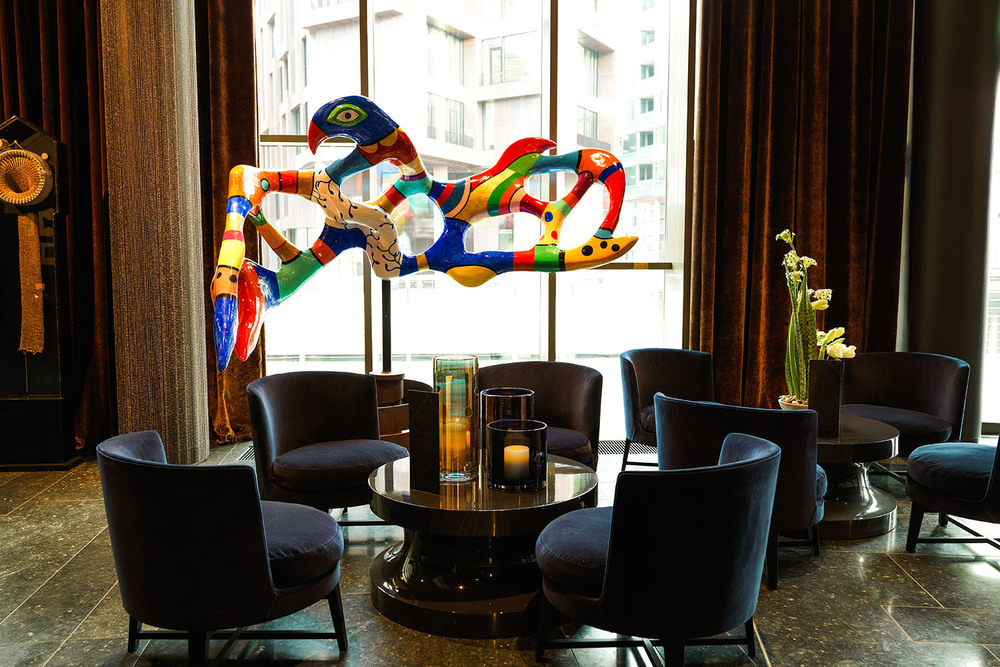 Niki de Saint Phalle in Thief Lounge.jpg