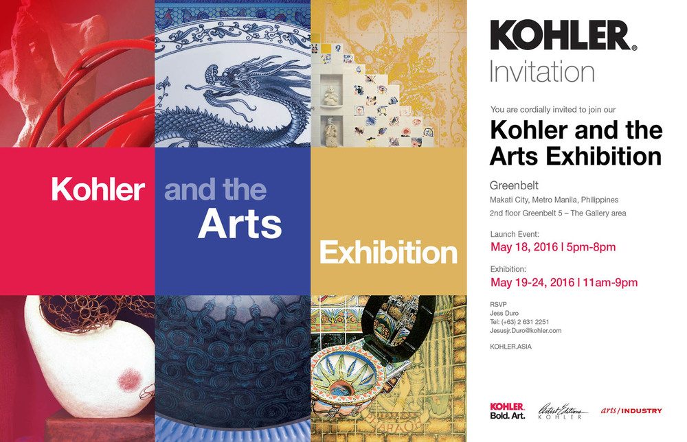 For More Information On The Kohler Bold Art Exhibition Please Visit Http Blog Kohlerboldart Com About Php