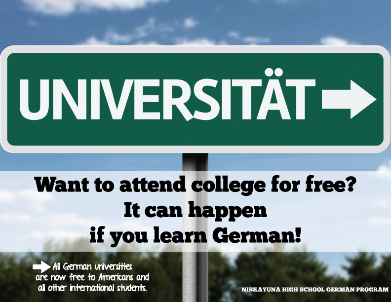 German universities are now tuition-free!