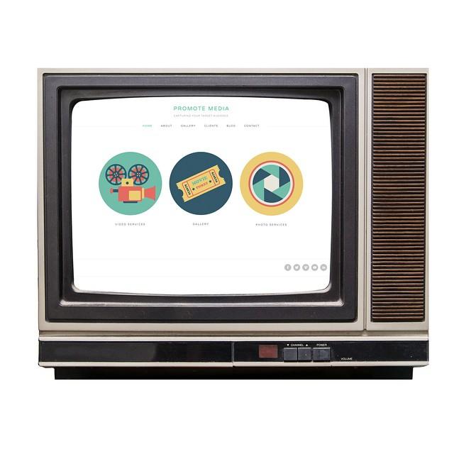 New website coming soon #promotemedia #2014
