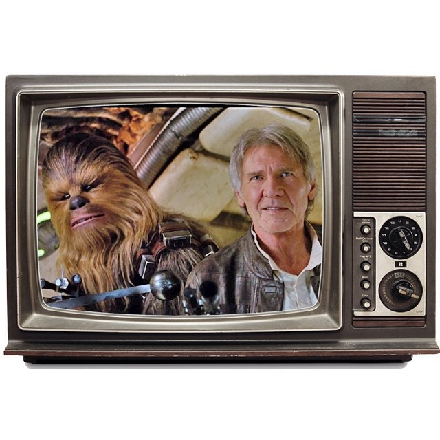 Check out our latest blog on the website featuring the new Star Wars trailer No. 2 The force is strong in this one ! #StarWars #VII #TheForceAwakens #HanSolo #Chewbacca #LukeSkywalker #Jedi