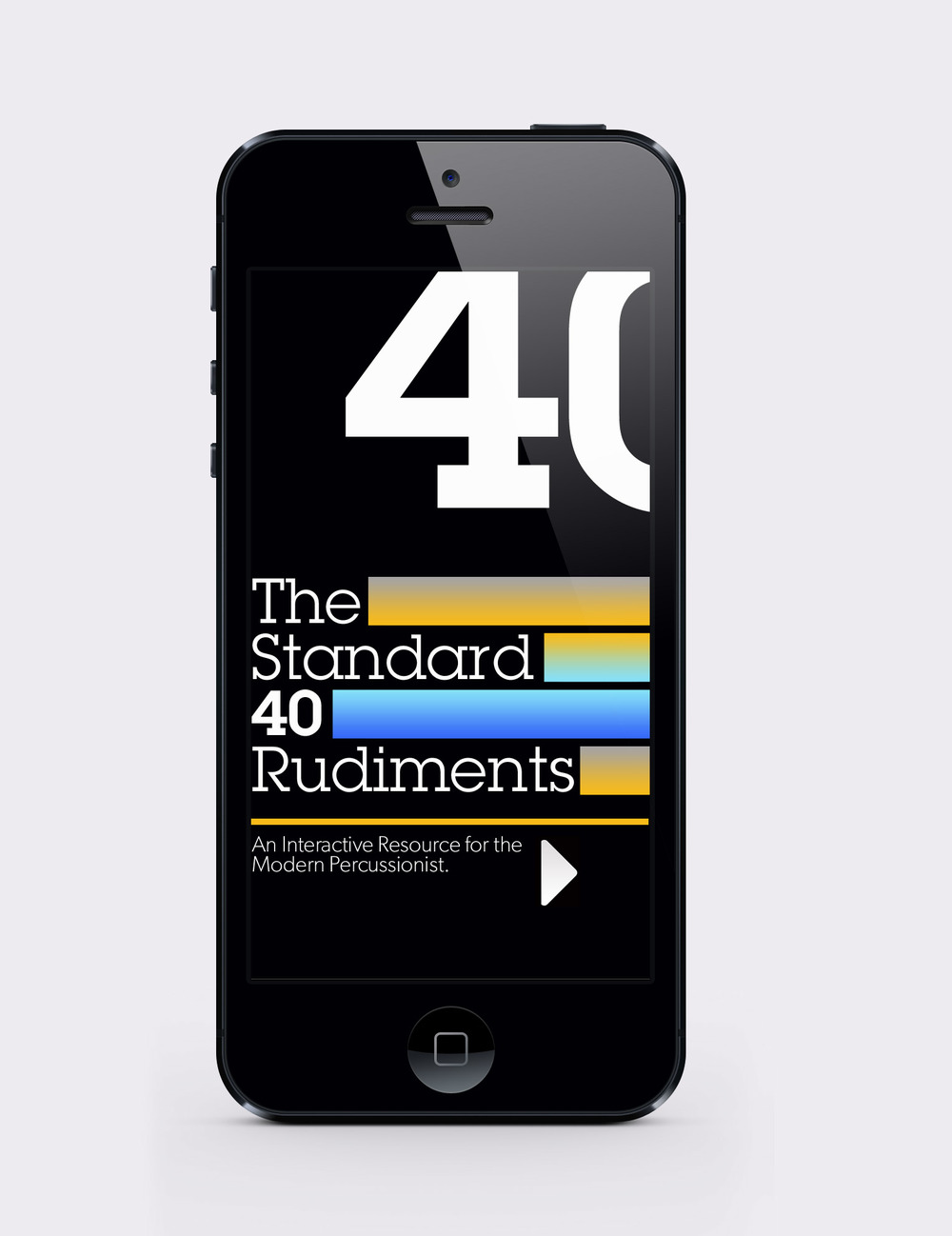 40 Standard Rudiments