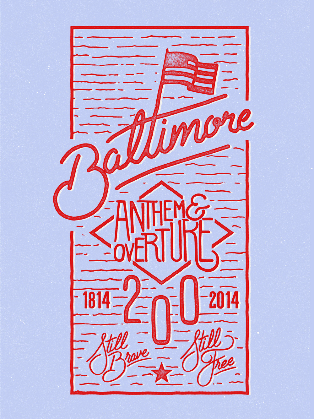 Battle of Baltimore - Red