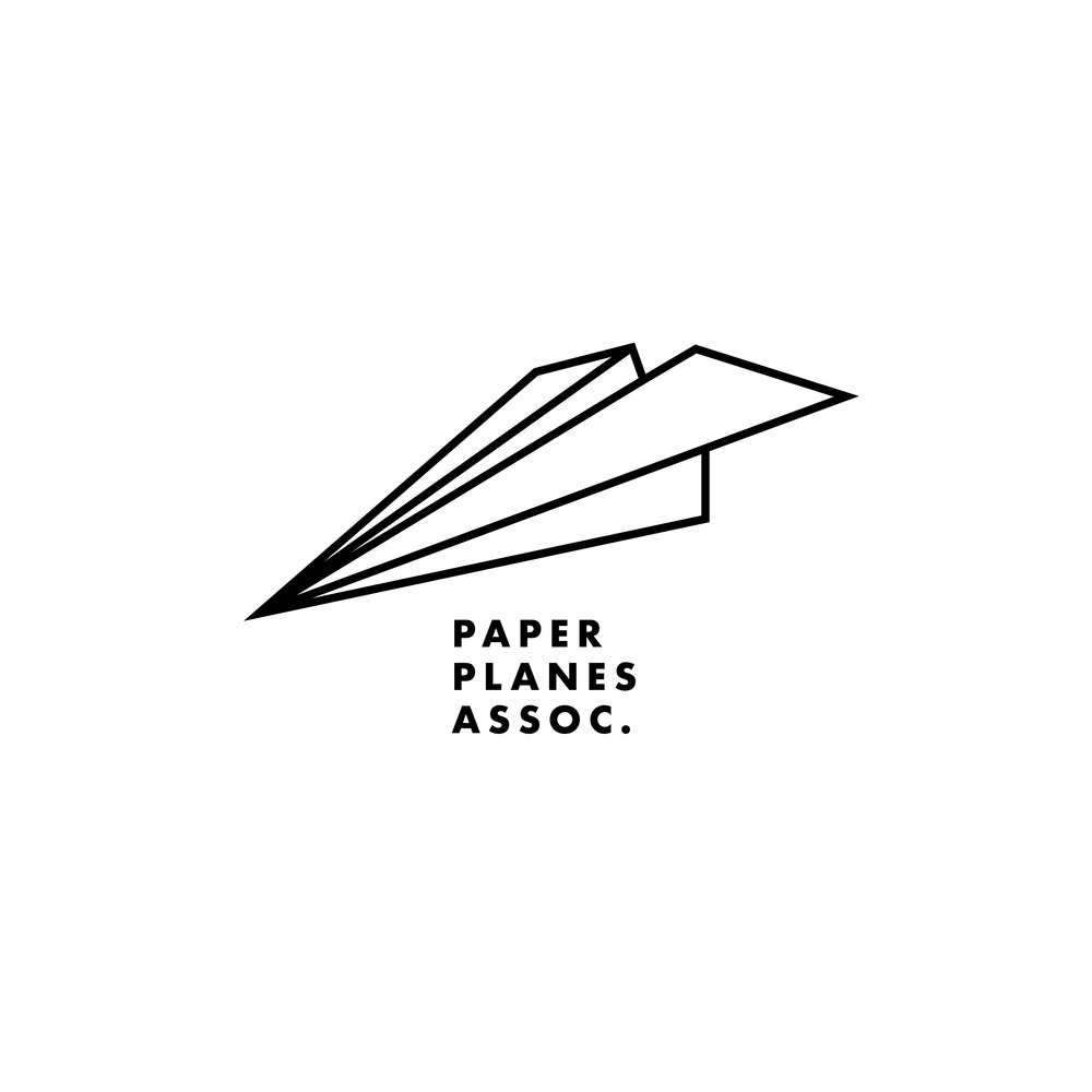 Paper Planes Assoc. - Black on White