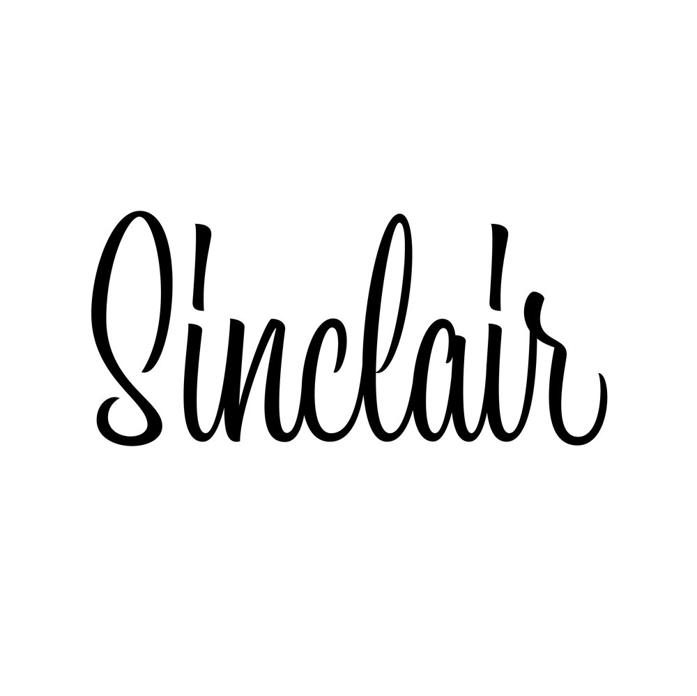 Sinclair - upright