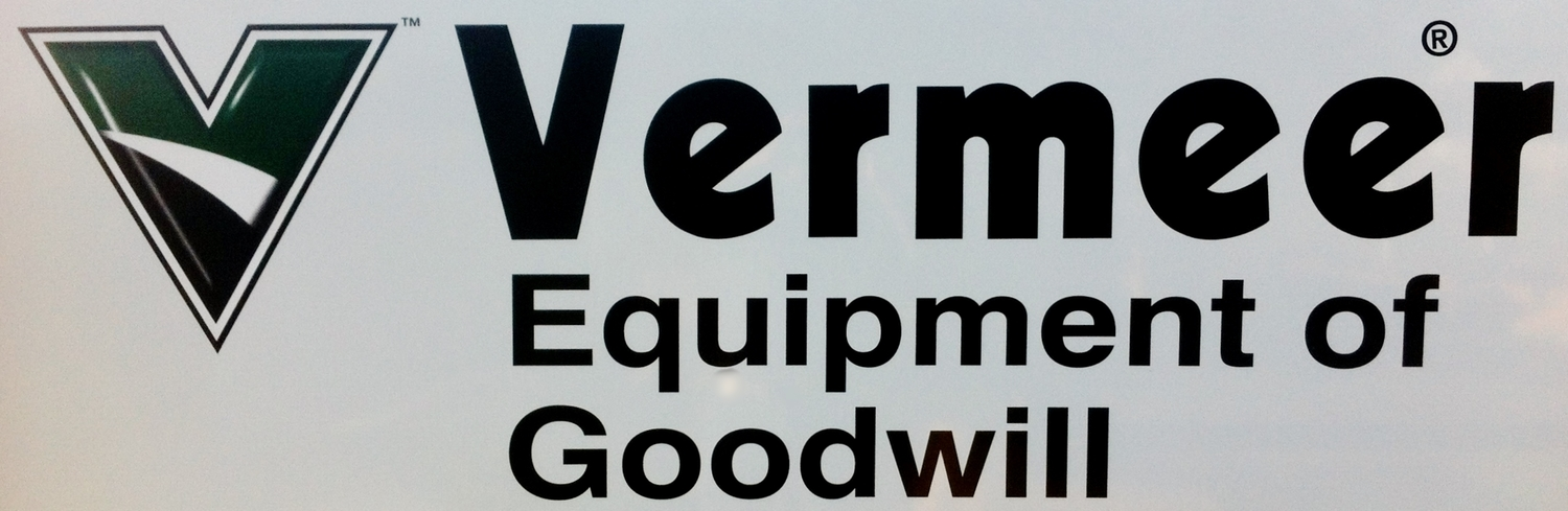 Vermeer Equipment of Goodwill, Inc.
